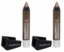 Hard Candy Shadowholic 12-Hour Waterproof Eye Crayon in Camel Back - NIB x 2  - $10.98