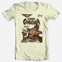 Count Chocula T shirt Monster cereal Boo Berry Frankenberry retro cotton tee image 1