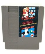 Super Mario Bros Duck Hunt Nintendo Entertainment System 1985 Game Cartr... - $4.99