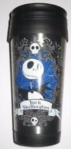 DISNEY STORE Jack Skellington Aluminum Sports Bottle. BRAND NEW. - $19.79