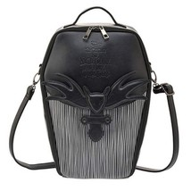 h.naoto Nightmare Before Christmas Coffin Shoulder Bag Backpack black Ja... - $185.13
