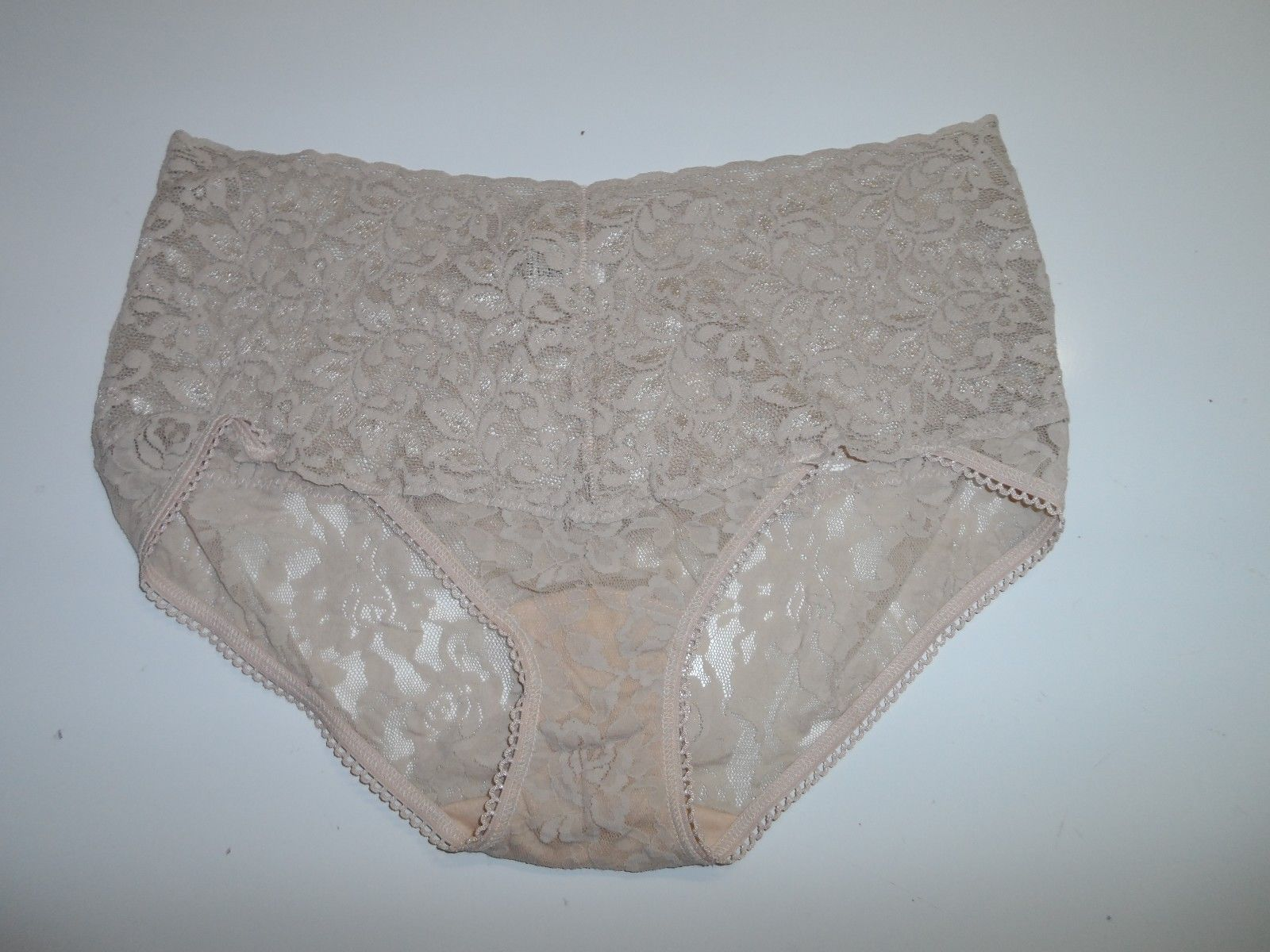 f521cb064c27 Hanky Panky Signature Lace Retro V-kini and 50 similar items. S l1600