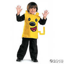 Disguise Wow! Wow! Wubzy! Costume #11503 Wubbzy Toddler (2T)  - $28.73