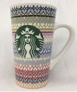 Starbucks Multi Colored Hearts Valentines Day Love Coffee Mug 16 Oz Tall... - $14.50