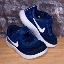 Nike Flex Contact Kids Toddler Blue Shoes Size 6C - $19.80