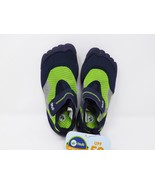 Newtz Youth Blue & Green Water Swim Shoes - 11/12 - New - $12.34