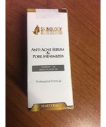 Skinology Anti Acne Serum & Pore Minimizer, 1 Fl. Oz. Exp 11/17 - $6.44