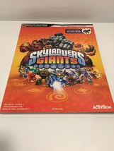 Skylanders Giants Official Brady Games Strategy Guide - Sticker Sheet Used - $10.31