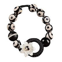 Hand Made Woven Bracelet Shell Agate Bracelets Charm Bracelets Women image 1