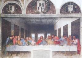 Clemontoni Leonardo DaVinci The Last Supper 1000 pc Jigsaw Puzzle  - $17.81