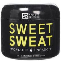 Sports Research - Sweet Sweat Thermo Genic Action Cream Jar 3.5oz - $26.00