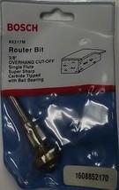 """Bosch 85217M 3/8"""" Overhang Cut Off Router Bit 1/4"""" Shank USA - $9.90"""