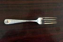 "Old Maryland-Engraved by Kirk Stieff Sterling 7 1/4"" Dinner Fork 1.8 oz.  - $69.29"