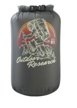 Outdoor Research 10l-liter Dry Sack Camping Wandern Leicht Squatchin Zinn - €21,94 EUR