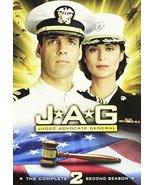 JAG: The Complete Second Season (4 Discs) [DVD] - $20.61