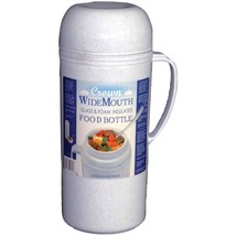 Royal Crown RAZ10 Wide-Mouth Glass Vacuum Food Thermos (1.0 Liter) - €24,18 EUR