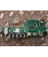 40GE01M3393LNA35-G4 Main Board From RCALE40G45-G400844 G4 version LCD TV - $47.95