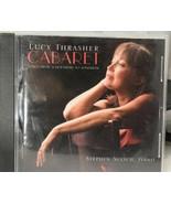 Lucy Thrasher Cabaret CD Artist Stephen Sulich Piano Fargo ND - $11.75