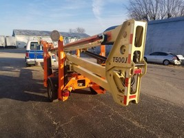 2012 JLG 460SJ BOOM LIFT FOR SALE IN WAUPUN, WI 53963  image 5