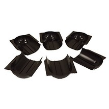 Valley Billiard Pool Table Gully Boots - Set of 6 - $33.09