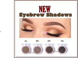 NEW Pretty by Flormar Brow Shadow Powder 4 Shades Long- lasting - $5.99