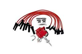 A-Team Performance Complete HEI Distributor Spark Plug Wires and Pig Tail Kit —