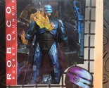"NECA Robocop VS Terminator Rocket Launcher 7"" Action Figure"