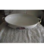 Chas Field Haviland CHF131 oval bowl without lid available - $19.75