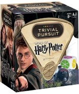 Harry Potter Game Trivial Pursuit Science Fiction Movie Educational Toy ... - $34.53
