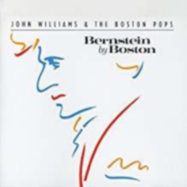 Bernstein By The Boston Pops Orchestra  Cd