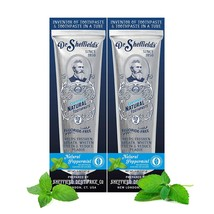 Dr. Sheffields Certified Natural Toothpaste (Peppermint) 2 pack MADE IN... - $34.90