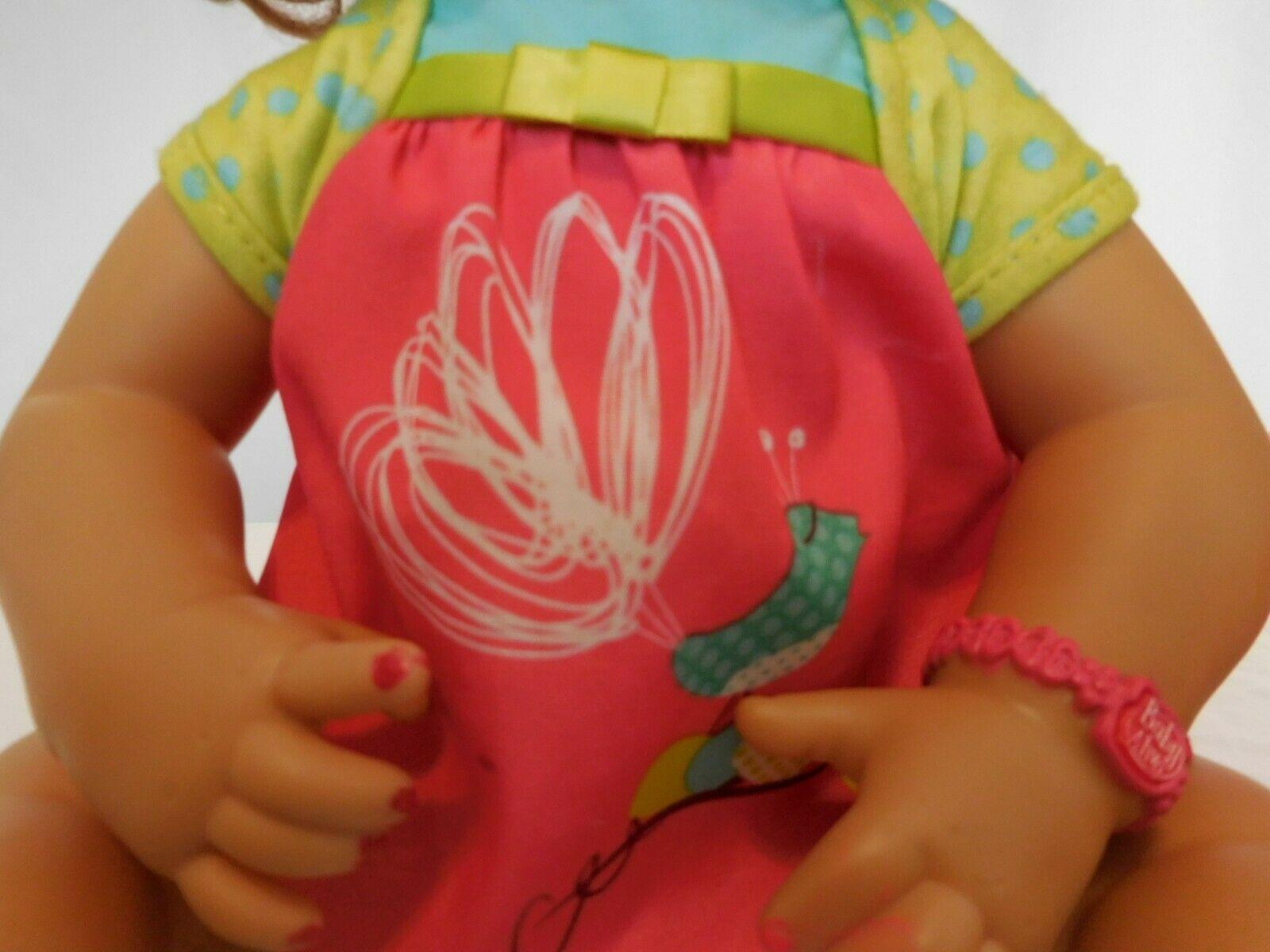 Baby Alive Hispanic Interactive Doll Eats & Poops + Yummy Treats Licks Ice Cream image 2