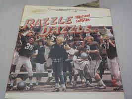 "Michael Jeffries ""Razzle Dazzle / Half Time"" Vinyl LP 12"" Record 0-20450 - $1.99"