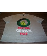 THE GRINCH WHO STOLE CHRISTMAS T-Shirt BIG & TALL 3XL 3XLT NEW w/  TAG - $24.74