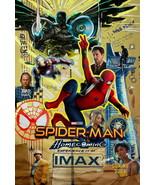 61017 Spiderman Homecoming Tom Holland 2017 IMAX Wall Print Poster  - $5.95+