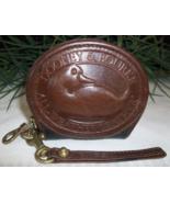 Dooney Bourke Big Duck Coin Change Purse Black ... - $35.00