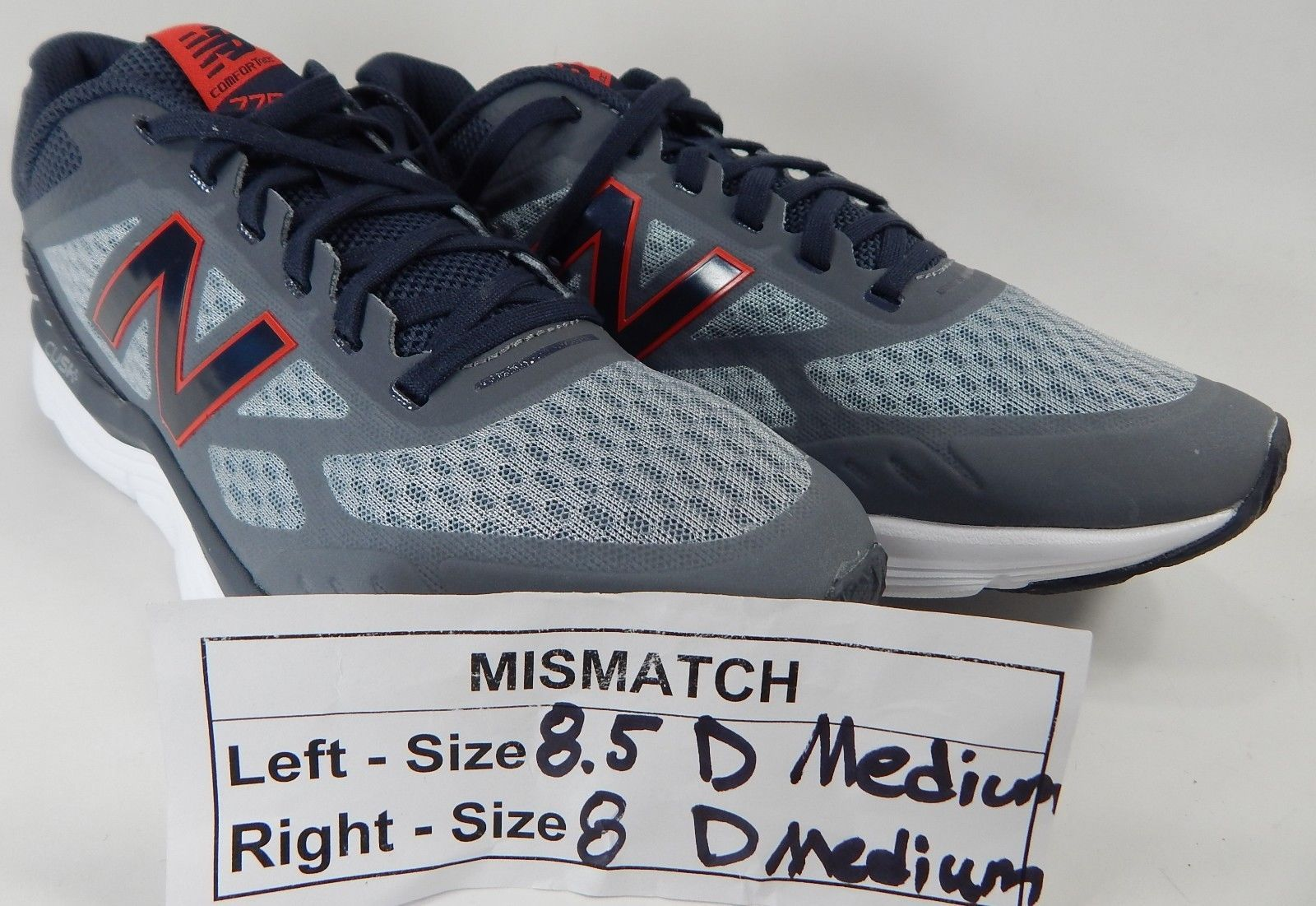 MISMATCH New Balance 775 v3 Size 8.5 M Left & 8 M Right Men's Running Shoes