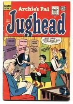 Archie's Pal Jughead #104 1964- Silver Age Teen Humor Veronica cvr - $27.74