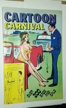 Cartoon Carnival 49 Charlton Comics 1973 Risque Humor - $37.21