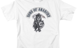 Sons of Anarchy American crime TV series Reaper Crew graphic t-shirt SOA103 image 2