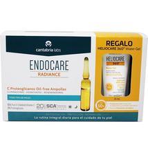 Endocare C Proteoglicanos Oil Free 30 Ampollas + Heliocare 360 Water Gel 1Ml - $96.39