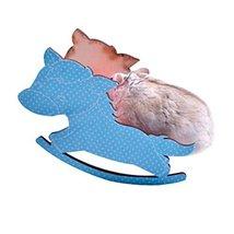 Panda Legends [G] Hamster Wooden Toy Hamsters DIY Habitat Pet Supplies f... - $11.11