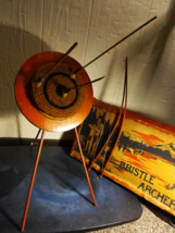 Antique 1913 Bow and Arrow Game Bristle Archery made in New York - $49.00