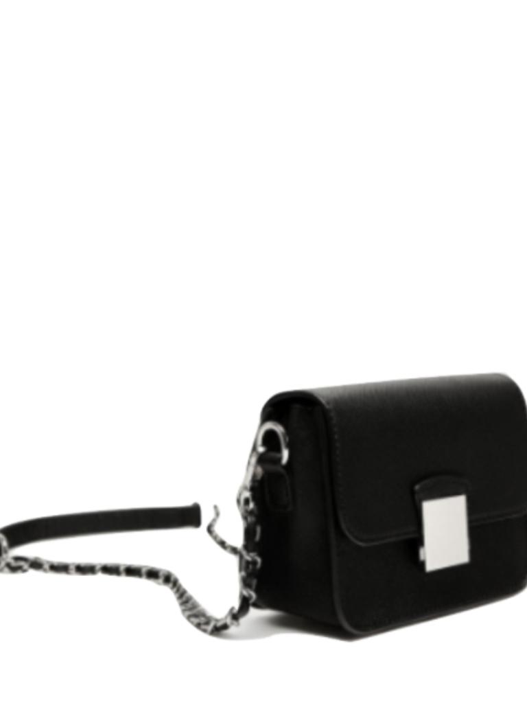 518ac1fd Zara Crossbody Bag With Interchangeable and 50 similar items