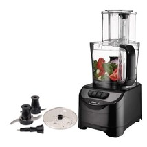 Food Processor 10 Cup Capacity Bowl 2 Speed Chopping Mixing Blade 500 Wa... - $49.25