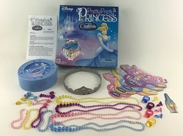 Disney Princess Pretty Pretty Princess Game Cinderella Complete Milton B... - $49.45