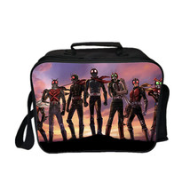 Masked Rider Lunch Box August Series Lunch Bag Team C - $19.99