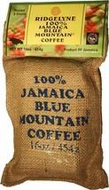 Ridgelyne Jamaica Blue Mountain Coffee Whole Beans 16 Oz - $55.00