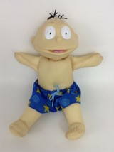 Rugrats Swim Party Tommy Water Toy Plush Doll Mattel Vintage 1998 Toy Bath - $18.76