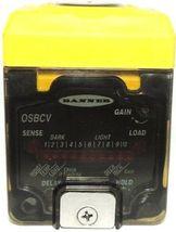 BANNER OSBCV OMNI-BEAM LASER HEAD SENSOR W/ OPBT2QD POWER BLOCK 10-30VDC 100mA image 3